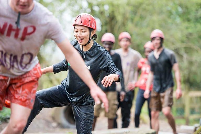 Explorer Obstacle Course
